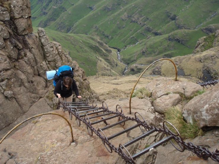 6 Toughest Hiking Trails in the World