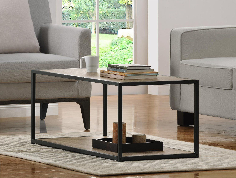 Robot Check Coffee Table Oak Coffee Table Altra Furniture