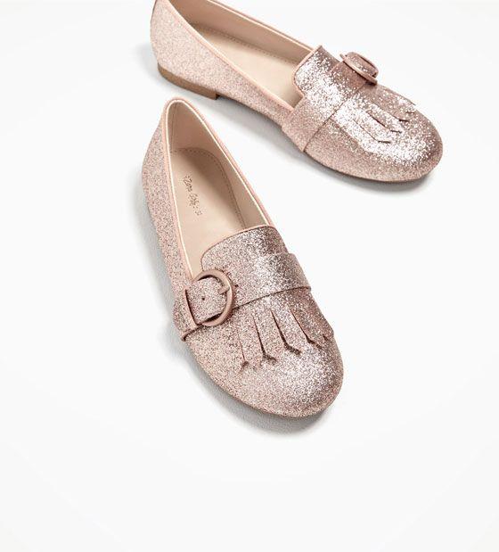 Zapato glitter zapatos ni a 4 14 a os ni os rebajas zara ecuador zapatos de ni a en 2019 Zara bebe nina rebajas