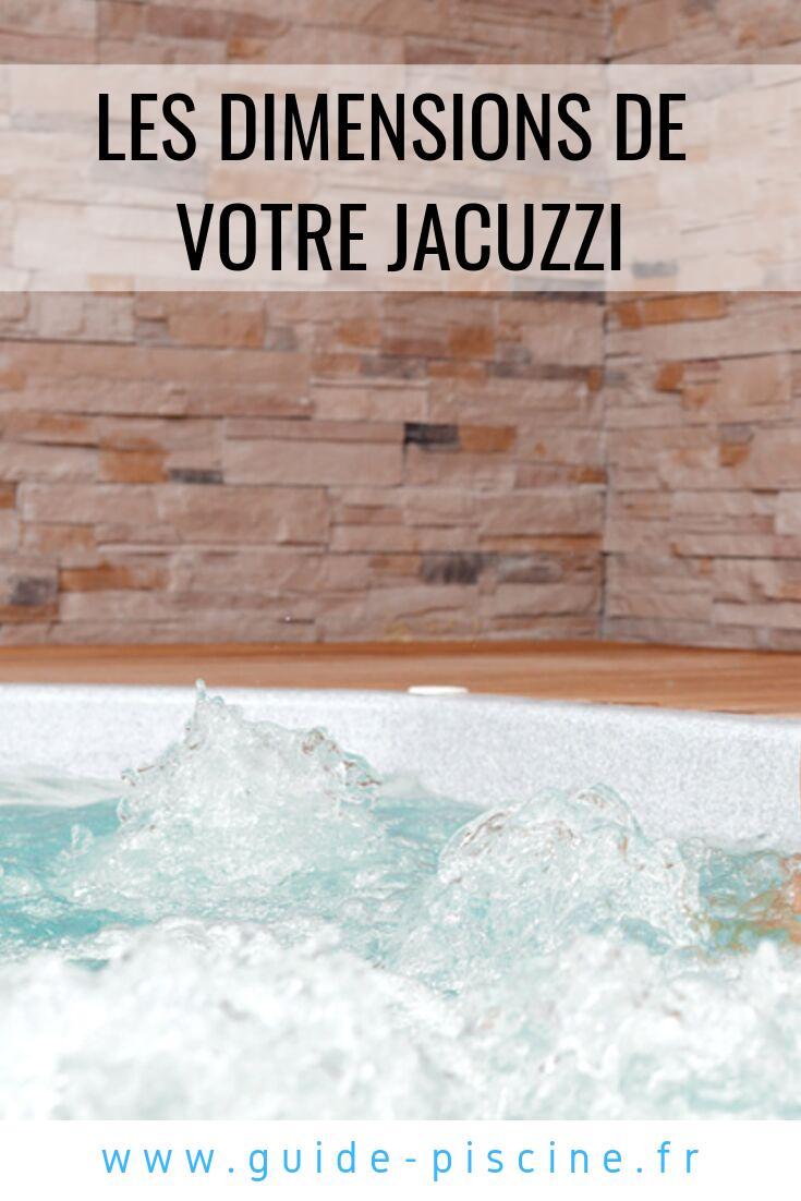 Les Dimensions De Votre Jacuzzi Jacuzzi Spa Jacuzzi Spa Gonflable
