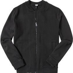 Photo of 18crr81 Cerruti Sweatshirt-Jacket uomo, cotone, Cerruticerruti nero