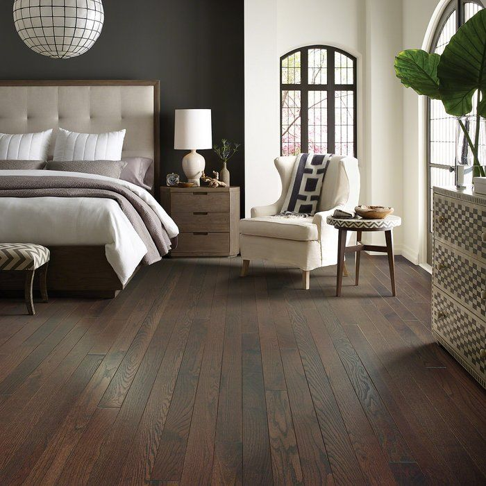 2 1 4 Quot Solid Oak Hardwood Flooring In Mocha Devanha