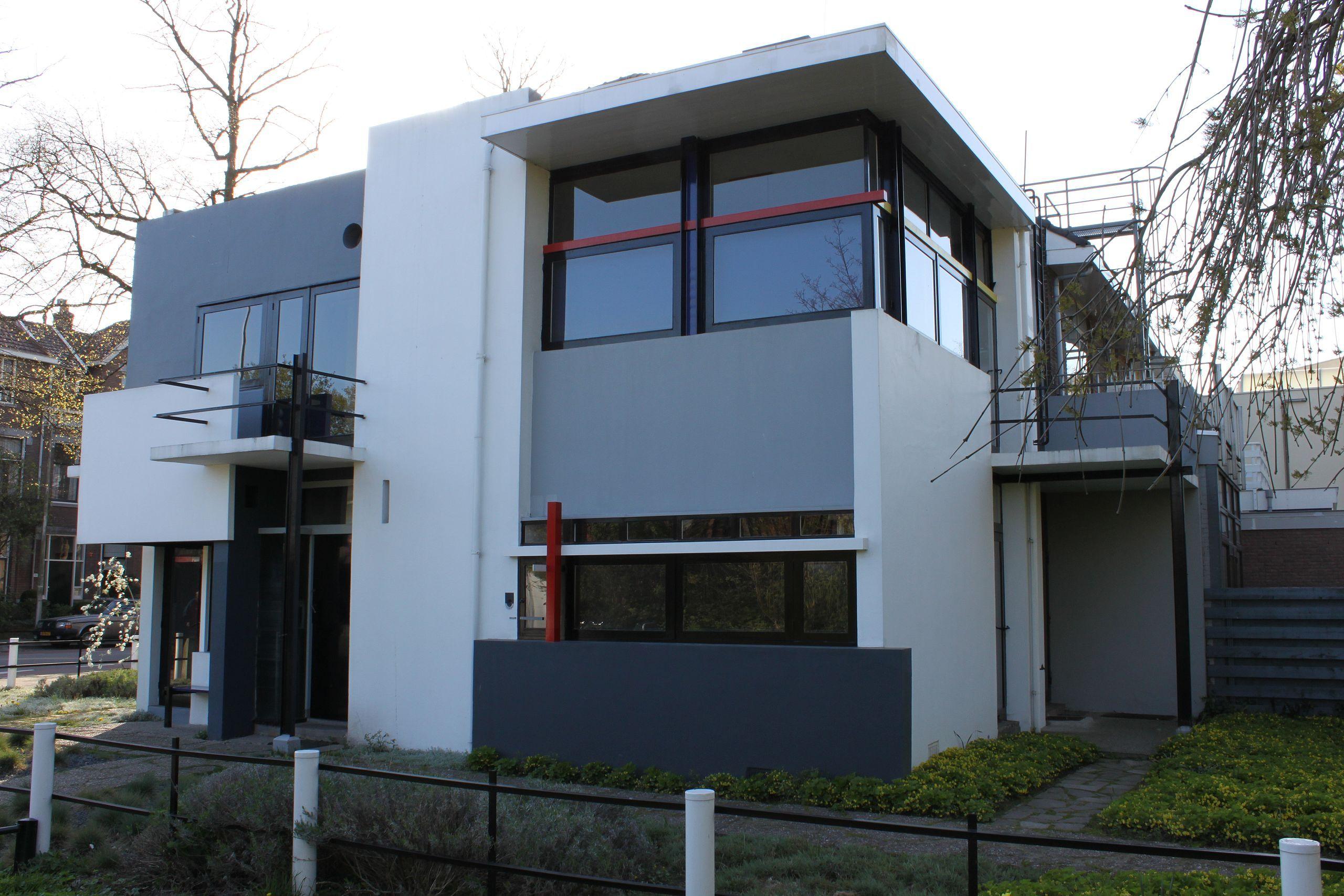 Rietveld Schröder Haus Neue Architektur Schroder House