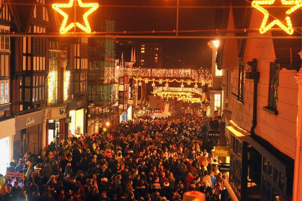 Christmas lights 2015 - when are they being switched on near you? - Get Surrey