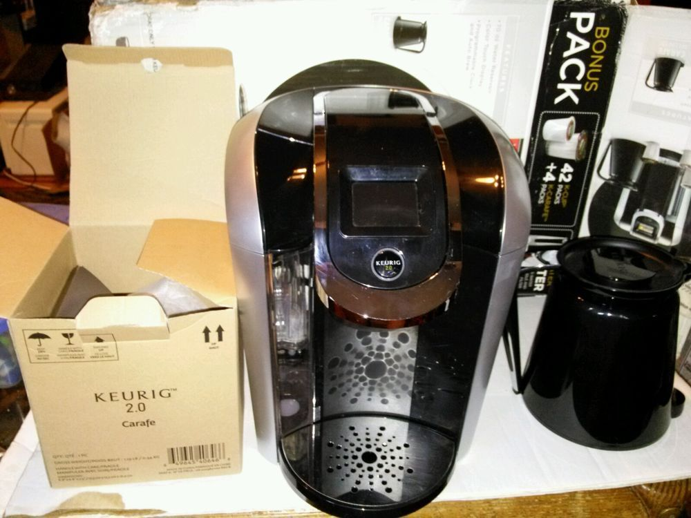 Keurig 20 k460 kcup machine kcarafe coffee maker