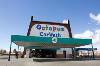address The car wash the Walter worked at: It's actually an OCTOPUS car wash here. 9516 snow heights circle Albuquerque, new Mexico 87112