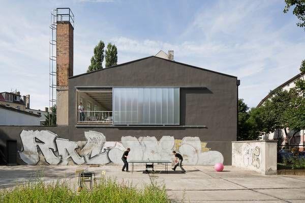 Container haus berlin haus rangsdorf gndinger architekten - Container haus architekt ...