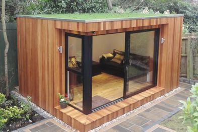 Garden Rooms NI company Belfast 6000 13000 Small house design