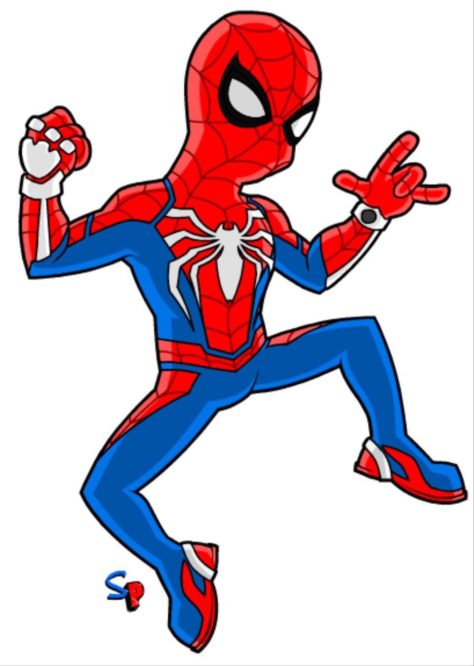 f93f795111a0 Spider-Man(VG)-2