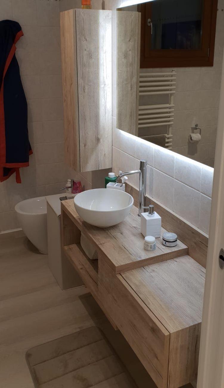 Proposte Di Arredo Bagno mobili bagno - arredo bagno - arena 60 mobile completo (con