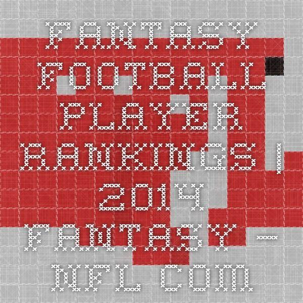 Fantasy Football Player Rankings | 2014 Fantasy – NFL.com
