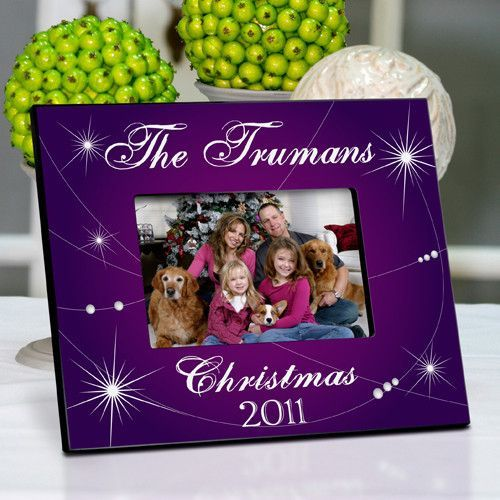 Buy Christmas Picture Frame - Star at The House of Awareness for