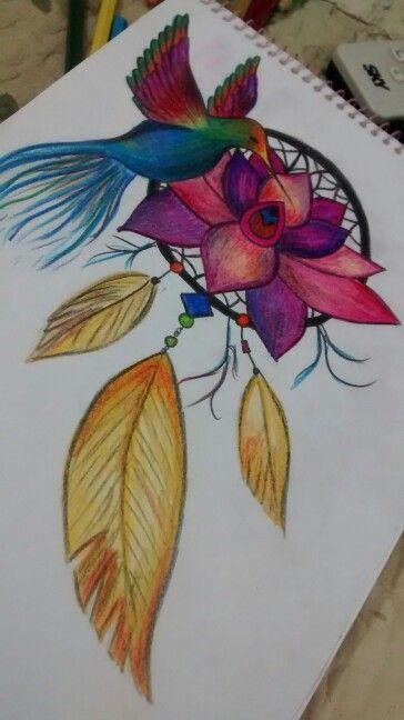 Passaro Flor De Lotus Filtro Dos Sonhos Com Imagens Filtro