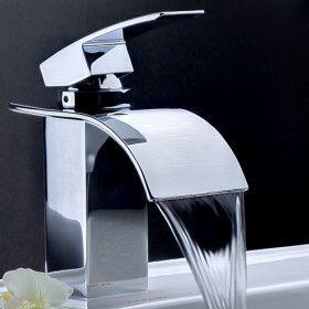 Superbe Lightinabox Waterfall Faucet