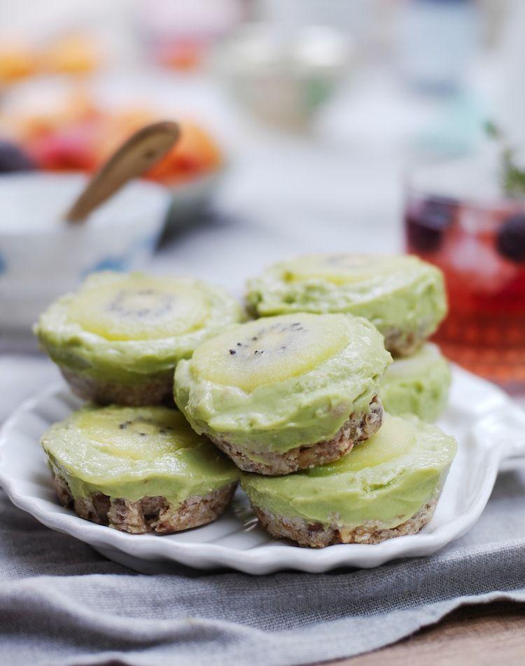 dessert med avokado