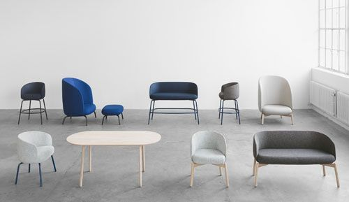 Form Us With Love > +Halle | Nest Collection