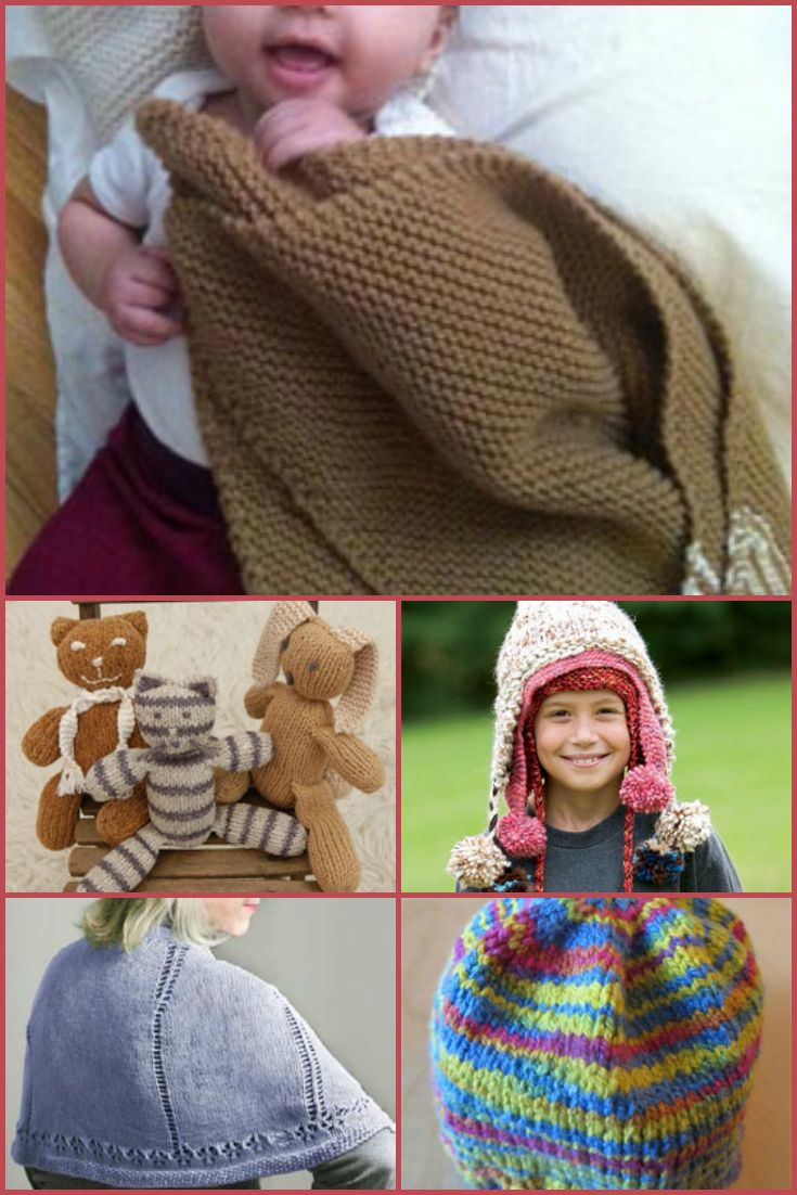 Free Knitting Patterns You Have to Knit   Knitting for ...