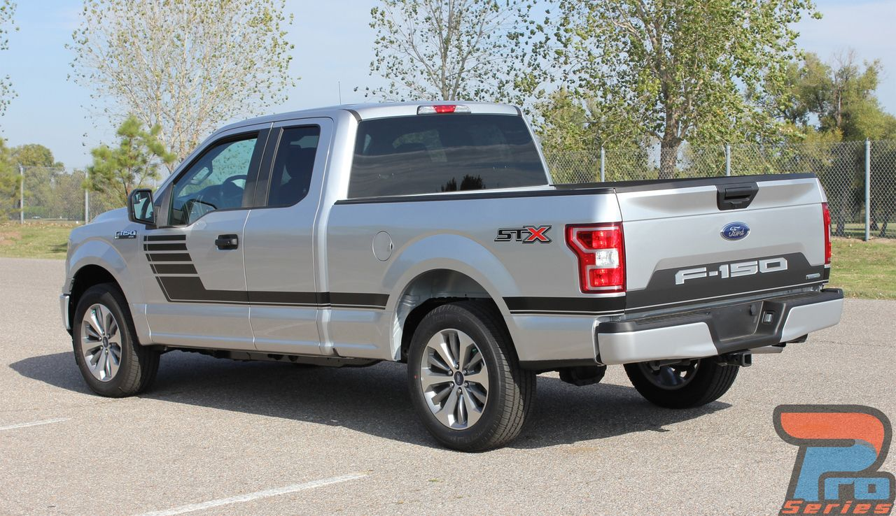 Speedway Tailgate Blackout 2018 2019 2020 Ford F 150 Rear