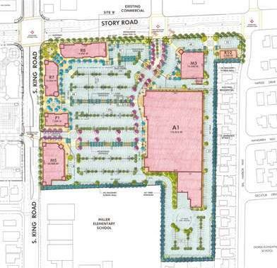 Plaza De San Jose Consultant To Sgpa Architecture Planning Www