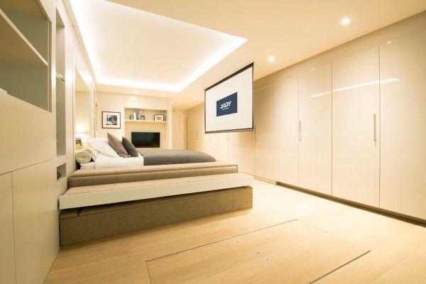 Yo Home Is A Convertible Apartment Concept Cool Apartments Modular Homes Minimalist Home Decor
