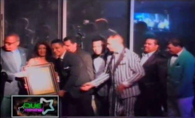 Reconocen A Robert Sánchez En Su Natal Bonao #Video