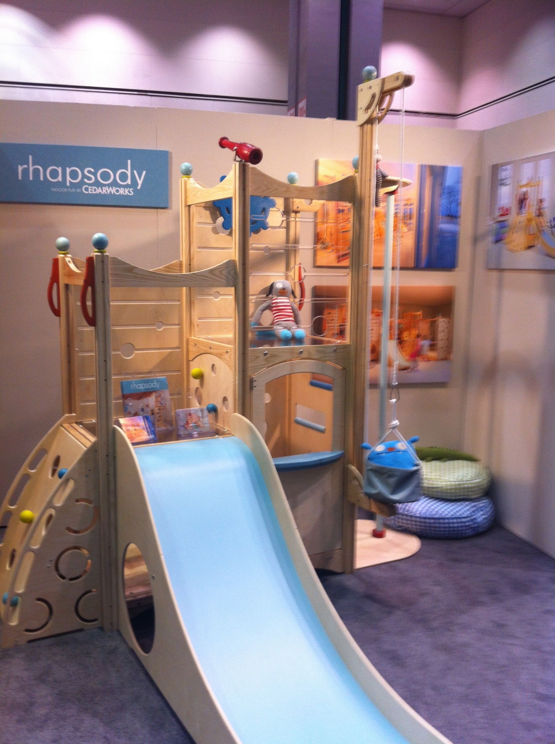 Rhapsody Indoor Playset by Cedarworks | Ideas for my future family ...