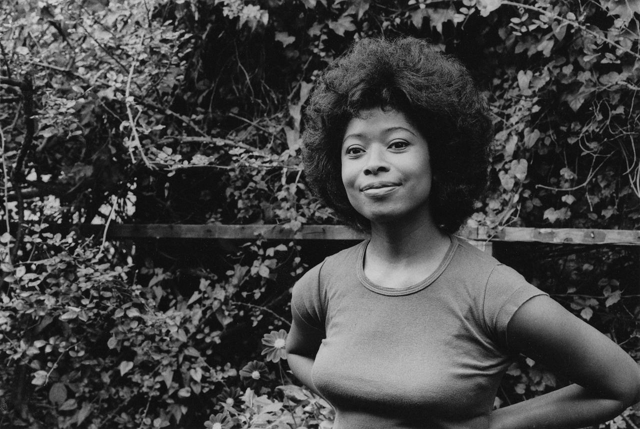 Alice Walker The first black woman to win a Pulitzer