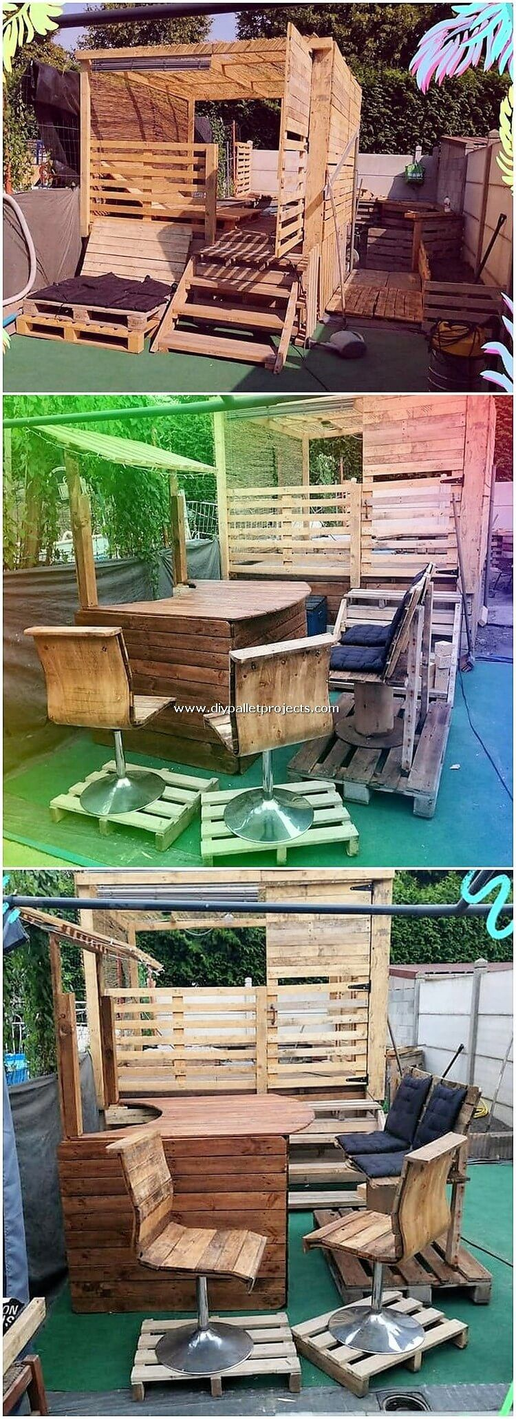 Open, this image of wooden pallet designs that would be ...