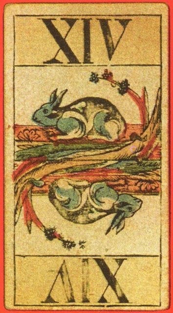 Rebirth Divination Card: Is The Tarot Pre-Christian?