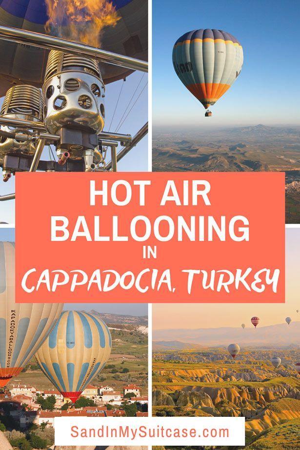 Flying High Hot Air Ballooning in Cappadocia Hot air