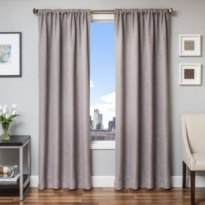 Beckett Window Curtain Panel Bedbathandbeyond Com With Images Panel Curtains Curtains Drapery Panels