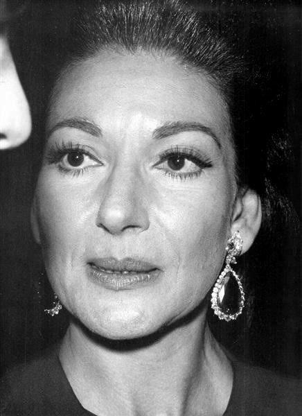 Maria Callas all Prima di Medea