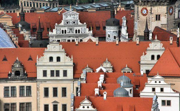 Arquitetura de Dresden