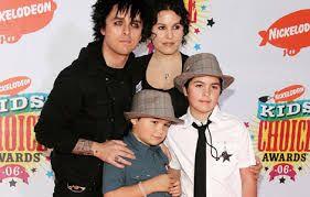Billie Joe Armstrong Wife And Kids