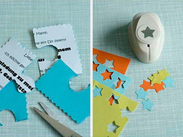 DIY-Anleitung: Kreative Einladungen für die Kinderparty gestalten via DaWanda.com