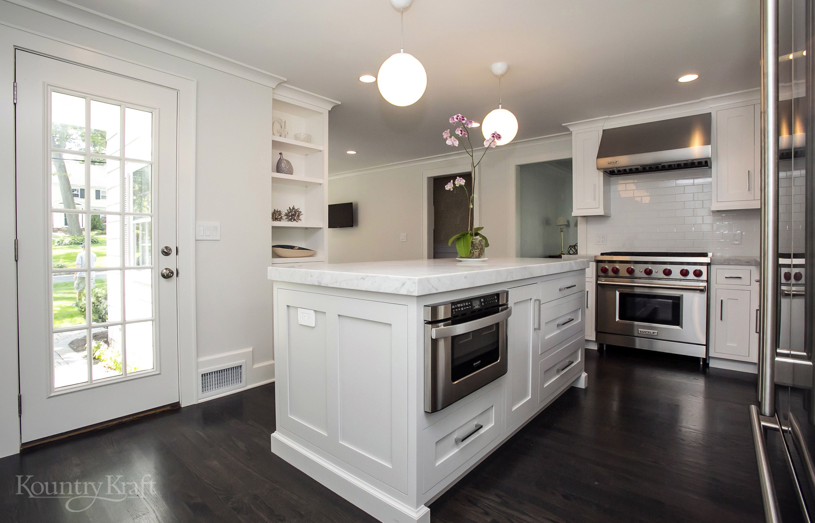 CustomCabinets #MadisonNewJersey #KountryKraft https://www ...