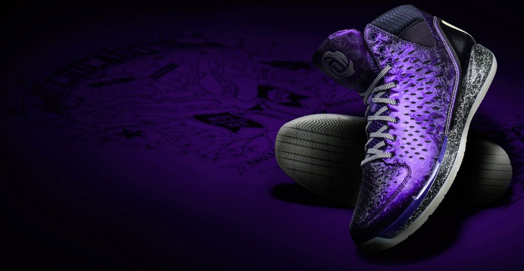 """Ahead of the Chicago Bulls' Christmas Day matchup against the Houston Rockets, adidas officially unveils the limited edition """"Nightmare"""" colorway of the Rose 3."""