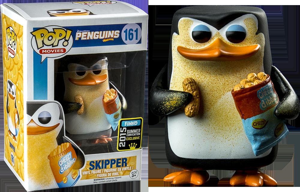 Figuras de acción Dreamworks Pingüinos De Madagascar Private 3.75 Figura de Vinilo Pop Nuevo Funko