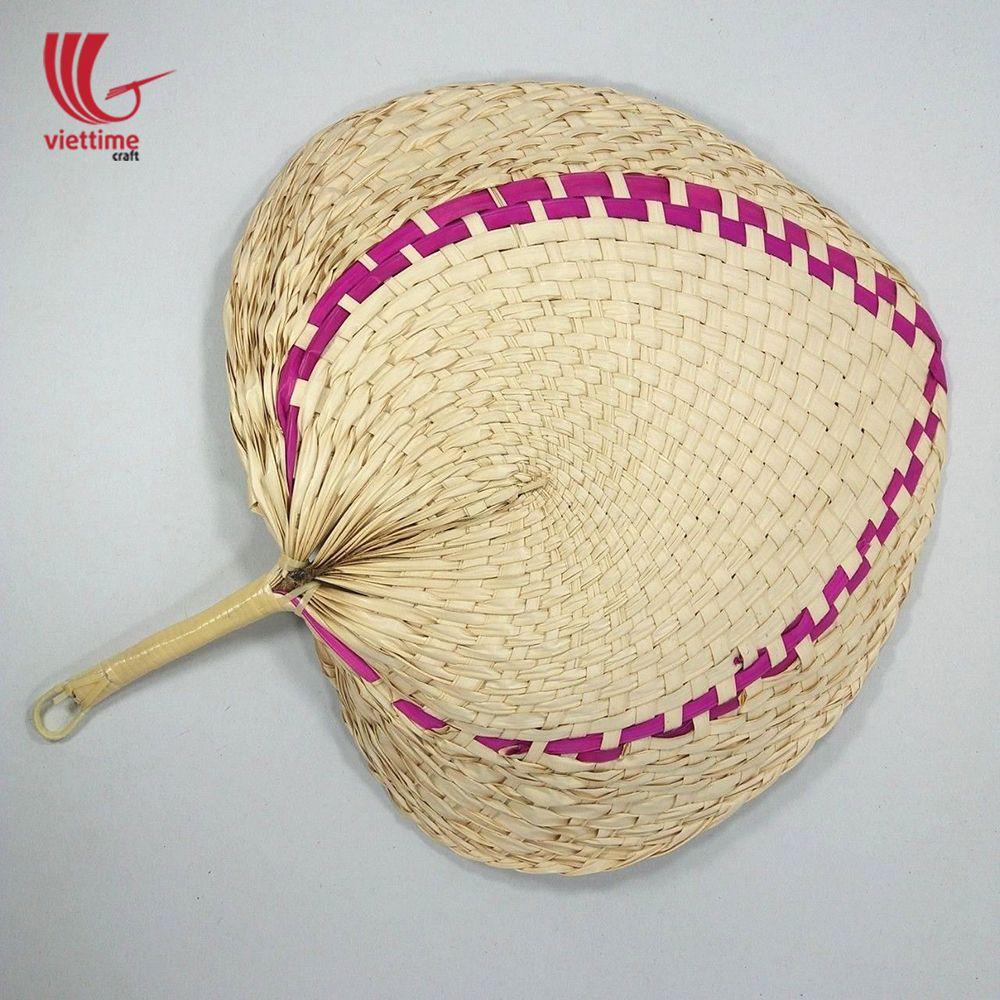 Summer Bamboo Hand Fan Wholesale Viettime Craft Diy Jewelry Findings Hand Fan Jewelry Supplies