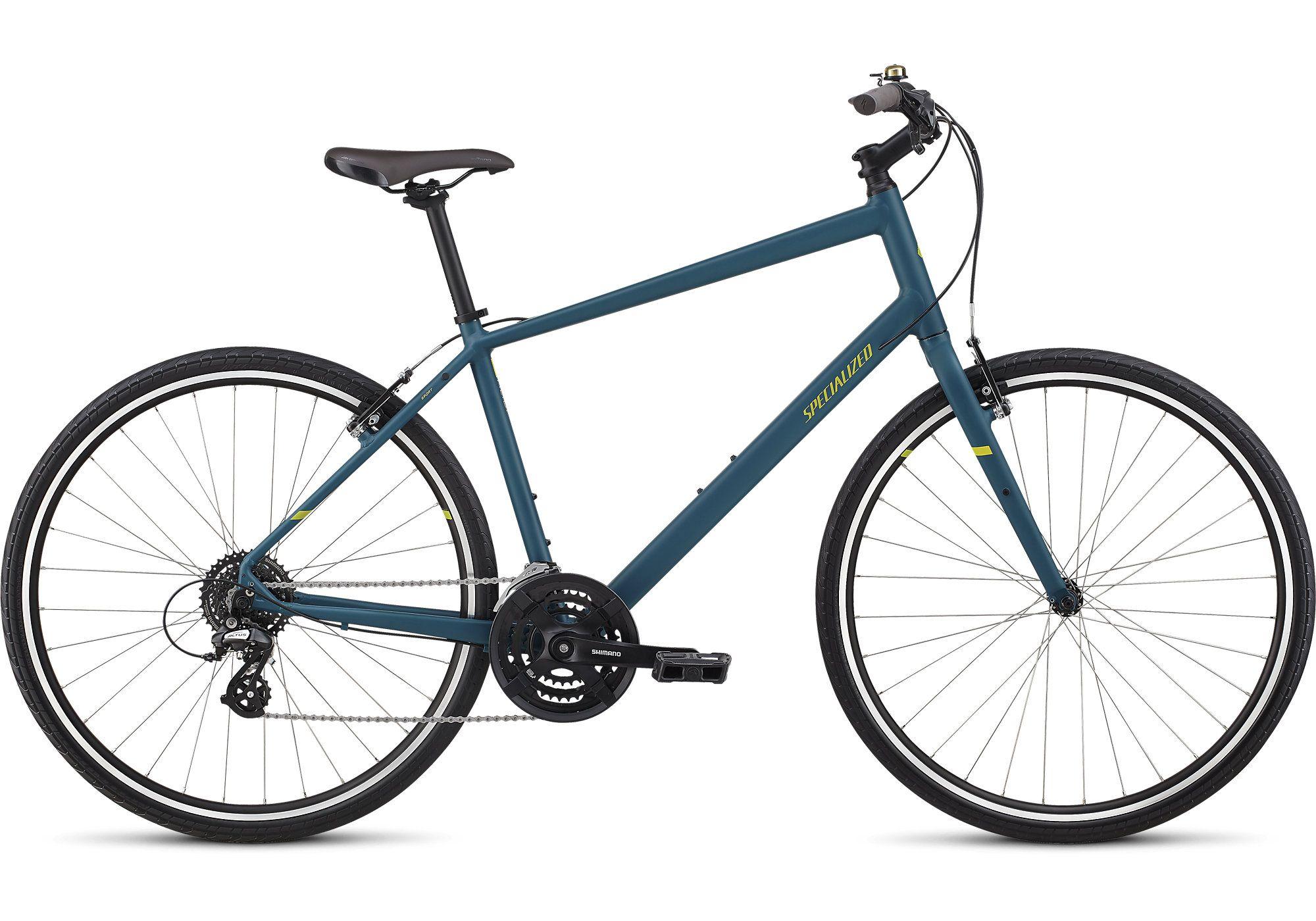 Alibi Sport Specialized 550 Hybrid bike, Fuji bikes
