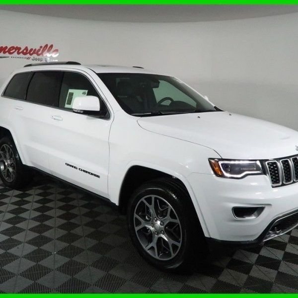 2018 Jeep Grand Cherokee Limited Sterling Edition 4wd V6 Suv