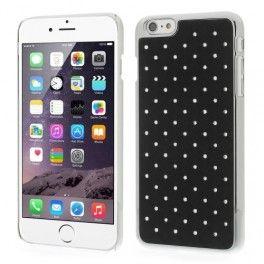 iPhone 6 plus mustat luksus kuoret