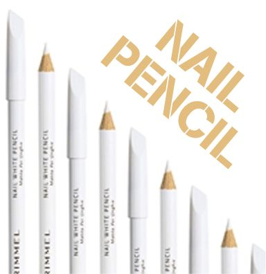 Nail White Pencil Whitens Tips Fake A French Mani Or Use To Keep Nails