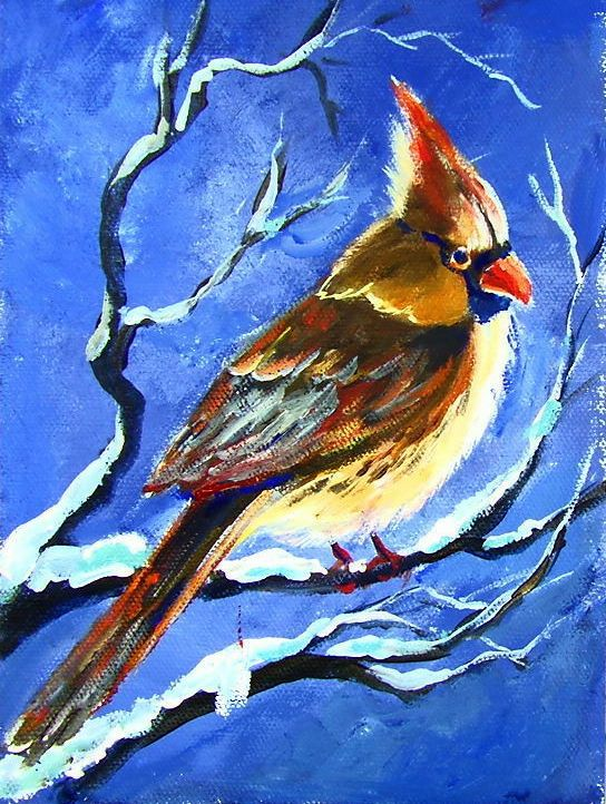 Winter Cardinal: Explore the ways to make brown pop, and ...