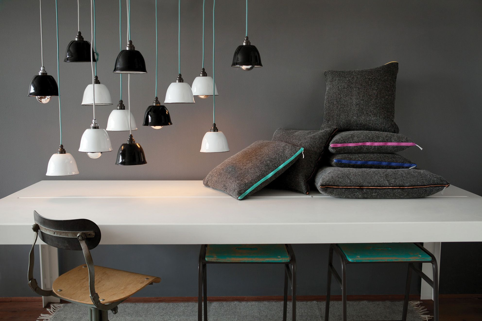 mini pendant blog top light pendants modern from danika black kichlerylighting