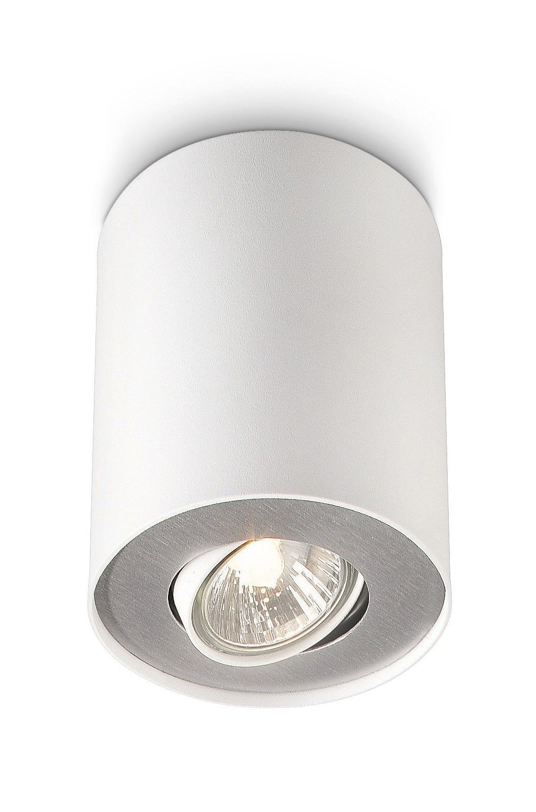 5633031pn Philips Myliving Pillar Plafondlamp Wit Met