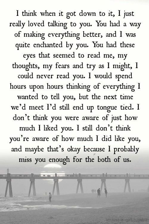 I Was Quite Enchanted By You Love Sayings And The Like Cool Enchanting Romantic Quotes