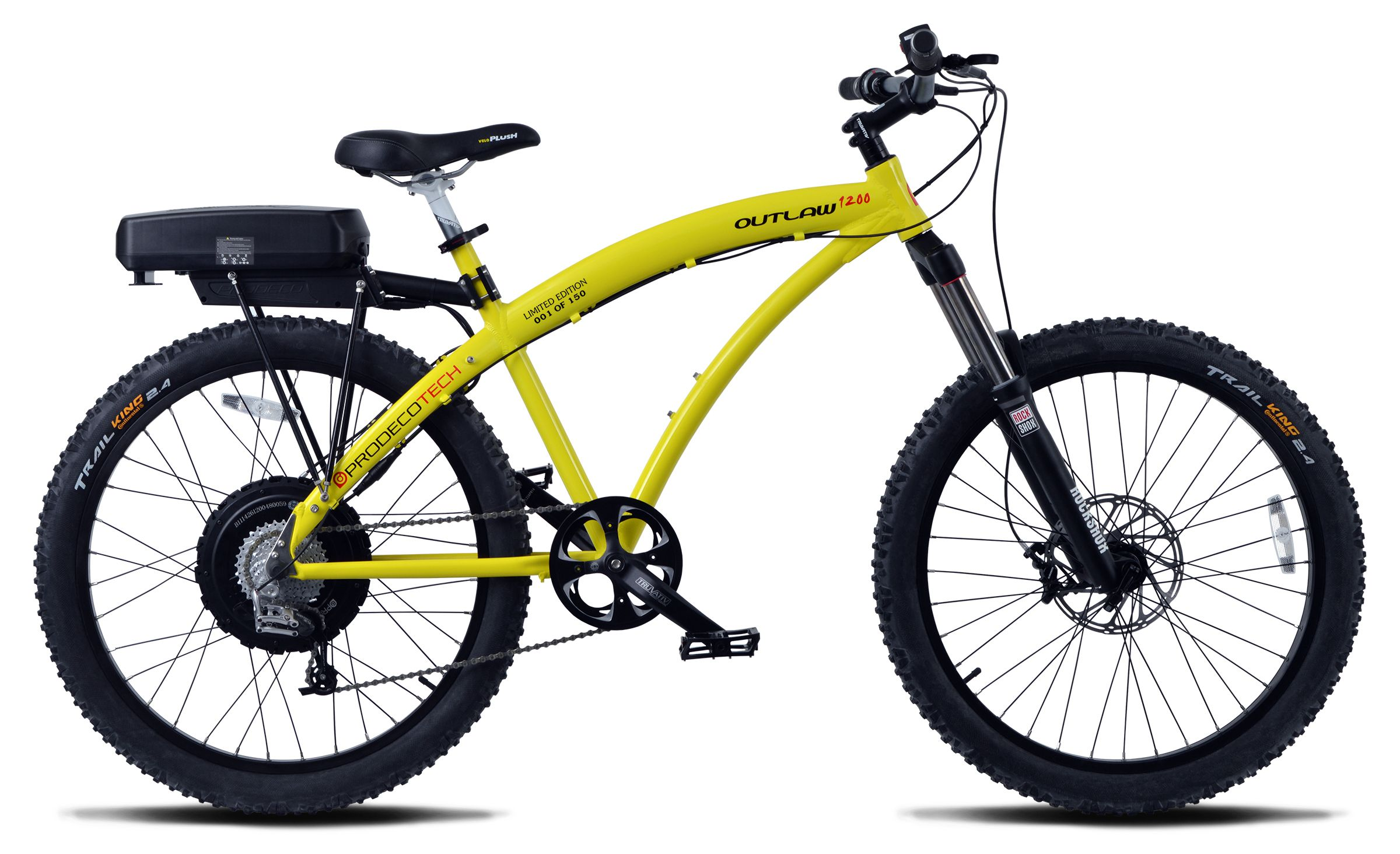 New Prodeco 1200 Watt Special Edition Off Road E Bike Electric Bike Electric Bicycle Bicycle