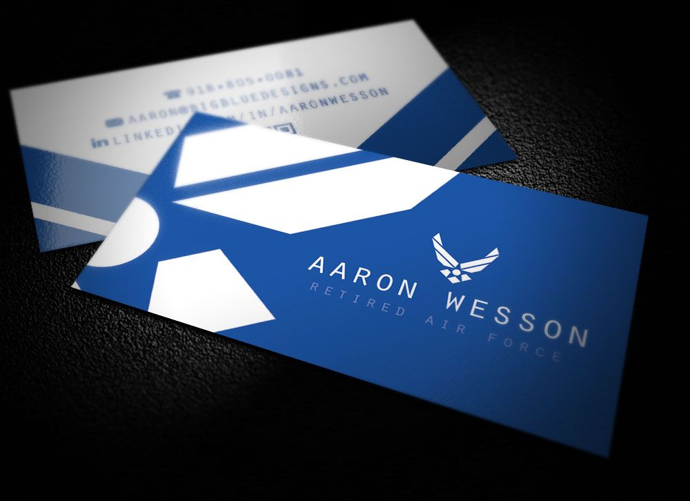 Our Code Guru Aaron Wesson Recently Retired After Many Years Faithfully Serving Our Country In The Air Business Card Design Card Design Cards Against Humanity