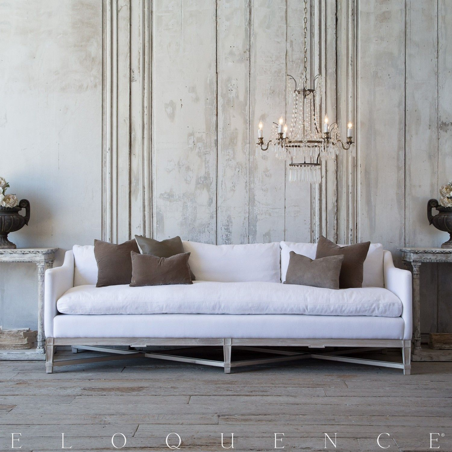 This Scandinavian Sofa Is Eloquencea S Homage To Danish Modern Inspired By The Great Mid Century Danish Designers This Th Scandinavian Sofas Sofa Home Decor